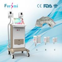 Buy cheap 3 Handles Changeable Cool Tech Cryolipolysis Body Liposuction Machine product