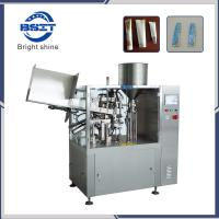 Buy cheap Toothpaste/Cream/Food Soft Tube/Hose/Pipe Filling Sealing Batching Machine product