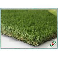 8000 Dtex Decorative Outdoor Artificial Grass / Synthetic Grass With Latex Coating