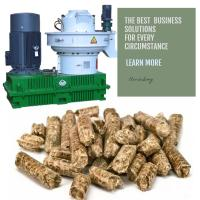 Buy cheap Hot Selling In Vietnam Rotex Master A1 Level Wood Pellets Granulator Machine Wood Pellet Mill product