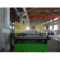 China Mineral Wool / PIR Sandwich Panel Production Line ,  Compound Plate Forming Machine on sale