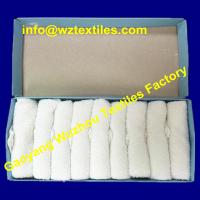 China Oshibori Hot Towels For Airline Use on sale