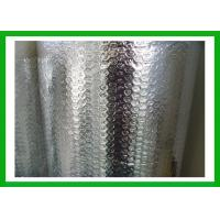 Buy cheap Fire resistant Bubble roof insulation foil Roll heat resistant insulation materials from Wholesalers
