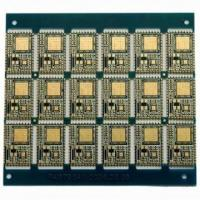 Buy cheap 6 layers PCB with Immersion Gold for Telecommunication product