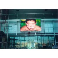 Buy cheap Indoor High Resolution P6 Indoor Full Color LED Advertising Display Wall panel product