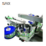 Buy cheap High Speed Bottle Sticker Labeling Machine Commercial Pet Bottle Labeling Machine product