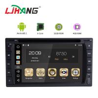 Buy cheap Multipoint Screen Double Din Dvd Player , PX6  8core Android Car Dvd Player Gps Navigation product