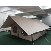 China canvas lodge tent family camping tent on sale