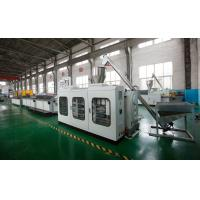 Buy cheap Customized Color WPC Profile Machine 300KG/H Capacity For Wpc Door Frame product