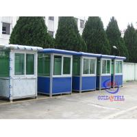 Buy cheap Toll Booth guard house Easy Installation , Security Guard Booths product