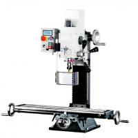 China Electronically Metal Drill Machine Infinitely Variable Drive With Mt2 Spindle Taper on sale
