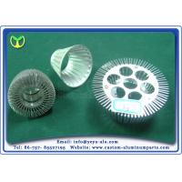 Buy cheap SGS Aluminium Extrusion Profiles For LED Light Lamp Cup / LED Strips from Wholesalers