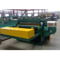 Buy cheap Automatic Building Steel Wire Mesh Welding Machine 1200W product