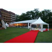Buy cheap Marquee party Tents,Aluminum frame PVC tent product