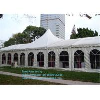 Buy cheap Waterproof Marquee Party Tent With Colorful Roof Cover For Outdoor Events from Wholesalers