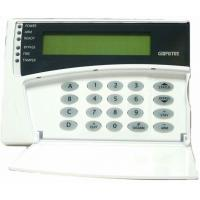 Buy cheap Intelligent dual network Home Burglar Alarms 7 Wired zones, GSM, DC9 - 12V from Wholesalers