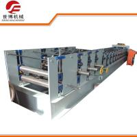 Buy cheap Wide Size C Shape Purlin Roll Forming Machine For Steel Construction Materials product
