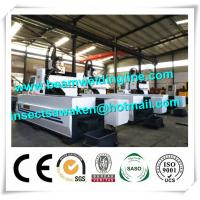 China Longitudinal CNC Drilling Machine , 6m CNC Drilling Machine For Metal Sheet on sale