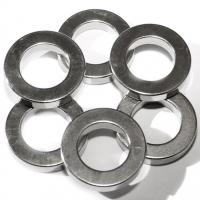 Buy cheap Custom Permanent Neodymium Ring Magnets for Industry , n35 - n52 nickel plated magnets product