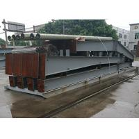 China Prefabricated Building Construction Materials / Steel Building Materials Durability on sale