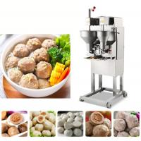 Buy cheap Multifunctional Meat Processing Machine Commercial Meat Ball Making Machine product