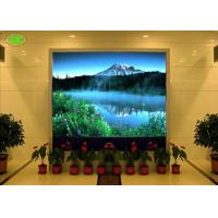 Buy cheap HD indoor P2.5mm SMD 3 in 1 LED  display screen Led video wall panel with 160000dots/sqm product