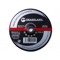 Buy cheap 7 Inch Metal 180 X 6.3 X 22.23mm Abrasive Grinding Wheel from wholesalers