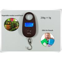 Buy cheap 25kg / 5g Home Electronic Scale Sound Indication With Lock Function And Cell Button product