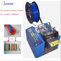 Buy cheap Automatic Flexible Soft  Tubes Cutting Machine for PVC/Silicone Tubes product