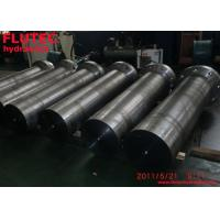Buy cheap OEM Hydraulic Cylinder Repair Parts Barrel AISI 45 Steel Honed Bore product