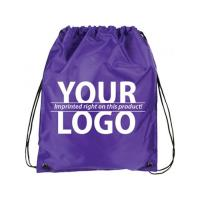 Personalized Outdoor Sports Backpack Polyester Hiking , High School Backpacks