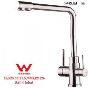 Buy cheap SENTO single handle water filter faucet australian watermark cetification product