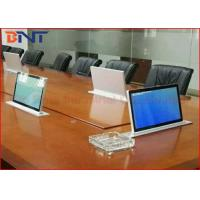 45 Degree Pop Up LCD Motorized Monitor Lift With 17.3 FHD Touch Screen