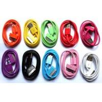 Buy cheap Colorful 2.0 USB Data Sync Cables for IPhone 3GS , 4 , 4S product