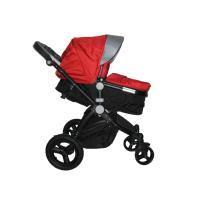 Buy cheap Europe standard Red Baby Jogging Strollers , Safety 1st Jogging Stroller product