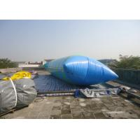 Buy cheap 1.0MM PVC Tarpaulin Inflatable Water Fun , Inflatable Water Blob For Water Play Equipment product