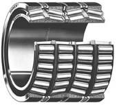 Buy cheap BT4B 331664 AG/HA1 four row tapered roller bearing, cold mill, case hardening steel product