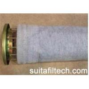 China Antistatic needle felt filter cloth on sale