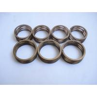 Buy cheap Special Shape Torsion Coil Spring Rust Proof Carbon Steel / Stainless Steel Material product