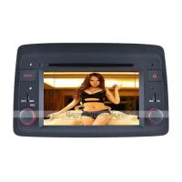 Buy cheap Fiat Panda DVD Player with GPS Navigation TV CAN Bus Bluetooth product