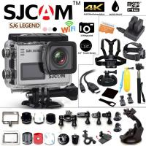Buy cheap SJCAM SJ6 LEGEND 2″ LCD T 2160P 4K Ultra HD Sport DV Action Camera / All in One product