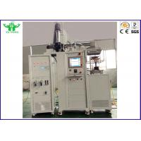 Buy cheap Heat Smoke Release Flame Test Equipment , Cone Calorimeter Fire Test Chamber product