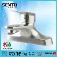 Buy cheap SENTO single lever in wall mounted basin Mixer water faucet with good price product