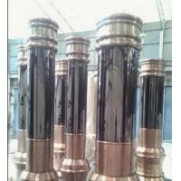 China Stainless Steel Column Covers / Round Column Covers/stainless steel package column on sale