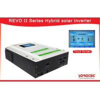 Buy cheap Solar Hybrid Energy Storage Inverter Output Power Factor PF 1.0 With Touch from wholesalers