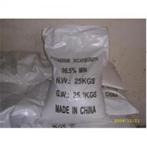 Buy cheap POTASSIUM BICARBONATE FOOD GRADE product