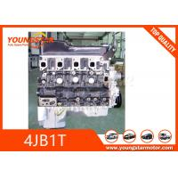 Buy cheap Long Engine Cylinder Block For ISUZU BJ493ZQ TURBO EISSIONS  Euro II Emission Standard product