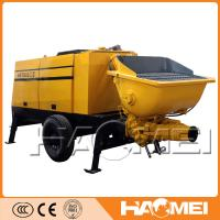 Buy cheap Ready used concrete pump HBT80S1813-110 For Sale product