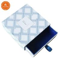 Buy cheap 157 Gsm Coated Paper Gift Packaging Box For Wedding Keepsake Storage product