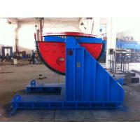 Buy cheap Two Big Semicircle Gears 5 Tons Welding  Positioner VFD Change Rolling Speed product